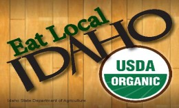 Eat Local Idaho: USDA Organic