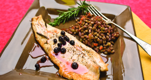 trout-huckleberry