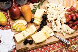 Ballard Cheese plate