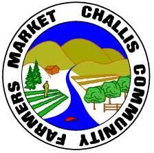 Challis Farmers Market Logo