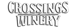 Crossings Winery Logo