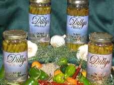 dilly's pickled vegetables