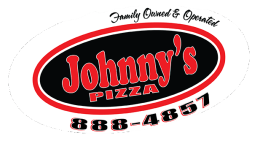 johnnys pizza logo