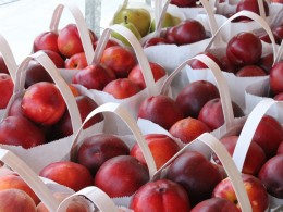 Local Idaho Nectarines