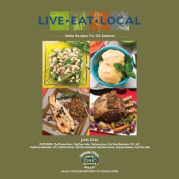 Live Eat Local Cookbook