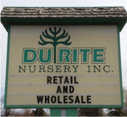 DuRite Nursery Logo