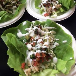 Idaho Trout Street Tacos