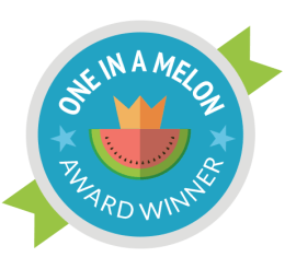 One in a Melon Logo