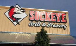 Sockeye Grill + Brewery